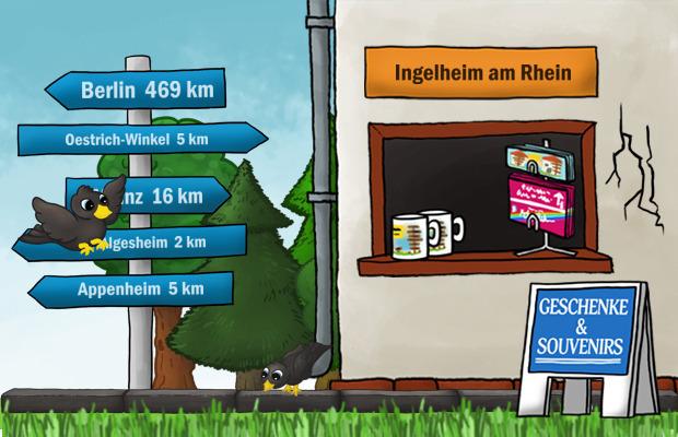 Geschenke Laden Ingelheim am Rhein