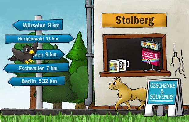 Geschenke Laden Stolberg