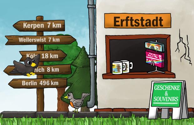 Geschenke Laden Erftstadt