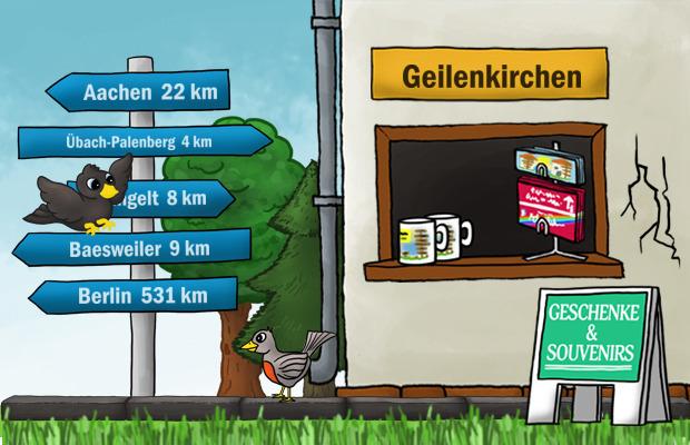 Geschenke Laden Geilenkirchen
