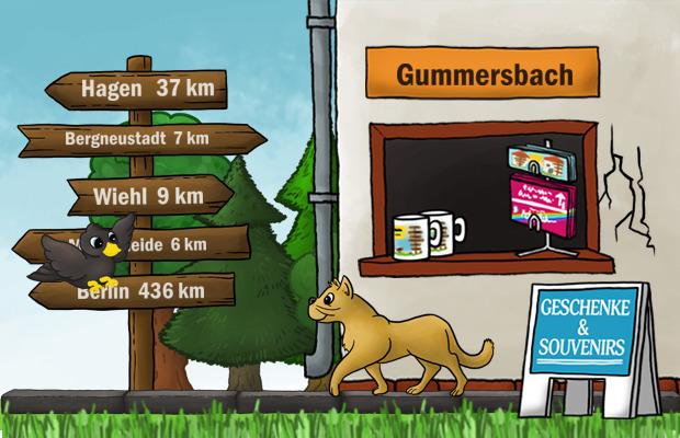 Geschenke Laden Gummersbach