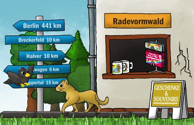 Geschenke Laden Radevormwald