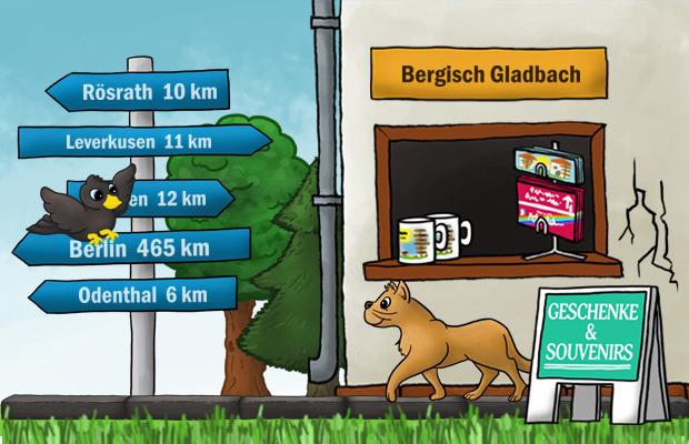 Geschenke Laden Bergisch Gladbach