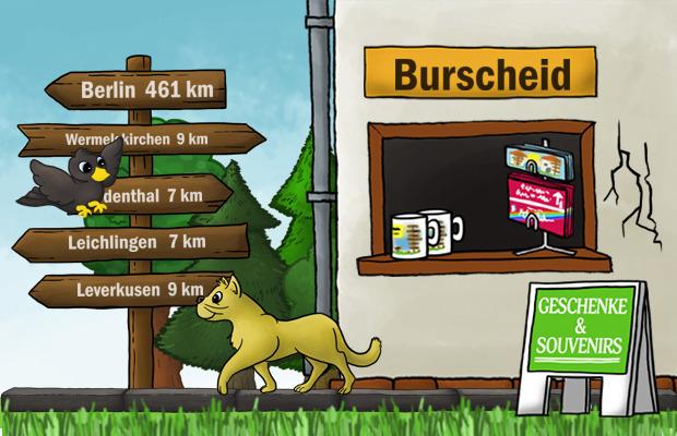 Geschenke Laden Burscheid