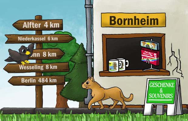 Geschenke Laden Bornheim