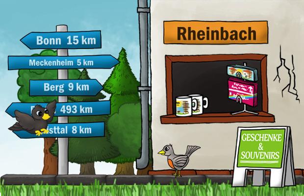 Geschenke Laden Rheinbach