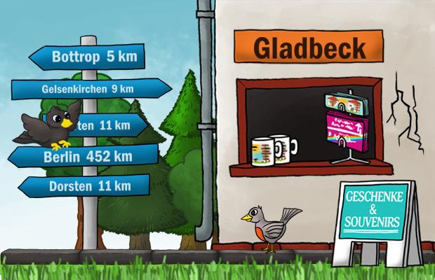 Geschenke Laden Gladbeck