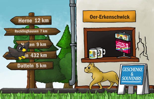 Geschenke Laden Oer-Erkenschwick