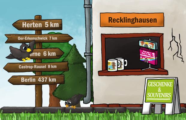 Geschenke Laden Recklinghausen