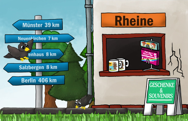 Geschenke Laden Rheine
