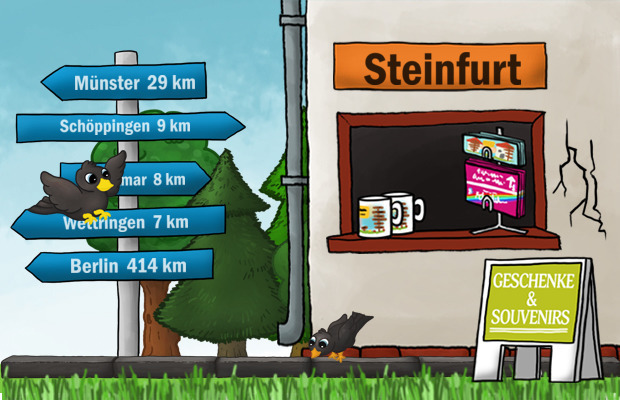 Geschenke Laden Steinfurt