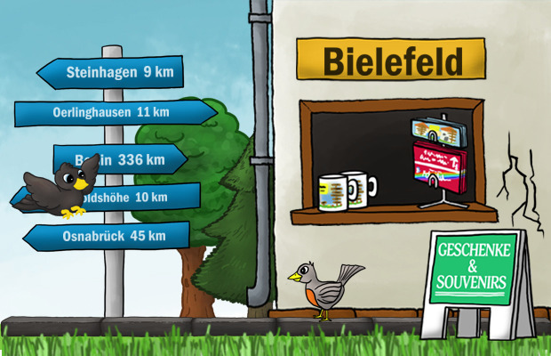 Geschenke Laden Bielefeld