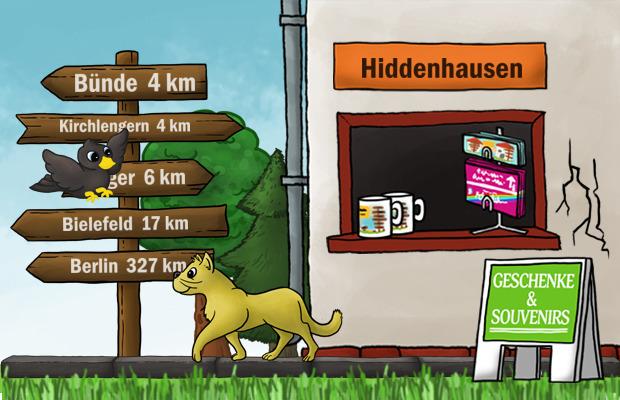 Geschenke Laden Hiddenhausen