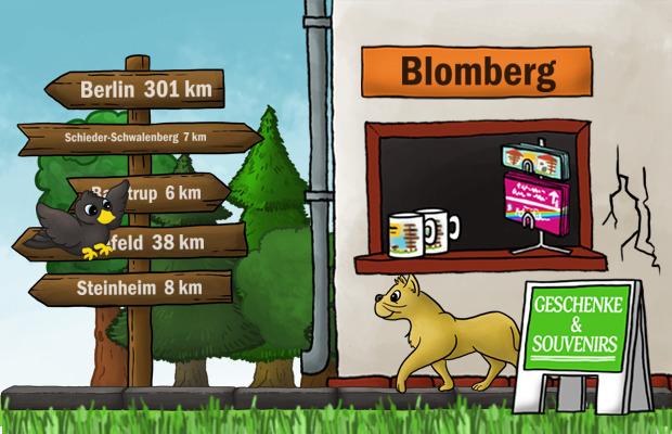 Geschenke Laden Blomberg
