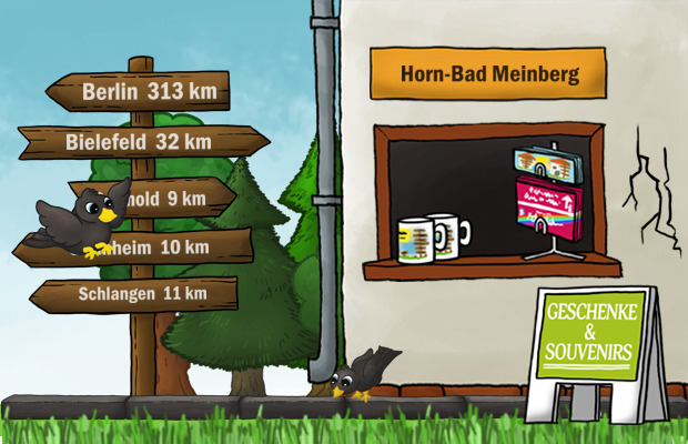 Geschenke Laden Horn-Bad Meinberg