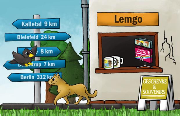 Geschenke Laden Lemgo