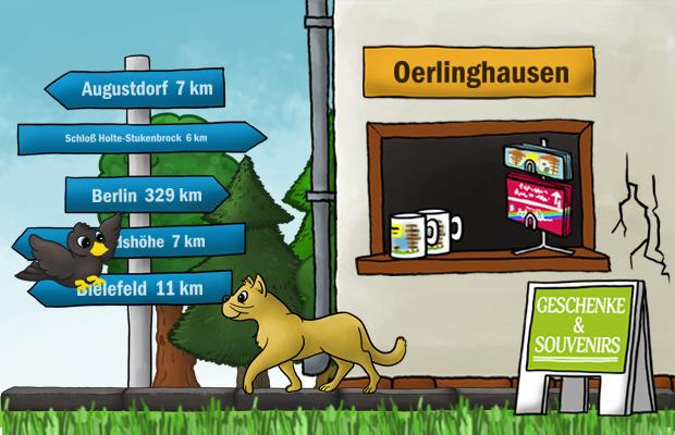 Geschenke Laden Oerlinghausen