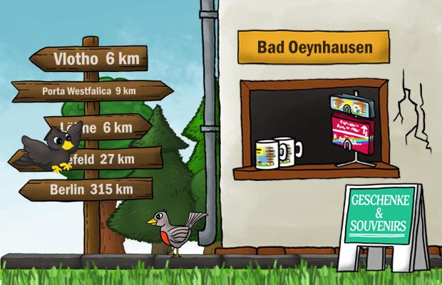 Geschenke Laden Bad Oeynhausen