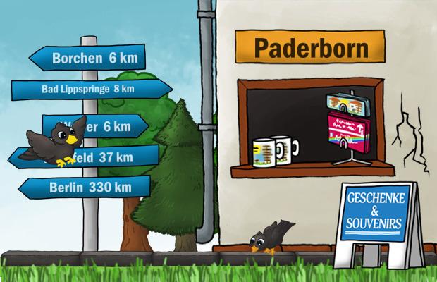 Geschenke Laden Paderborn