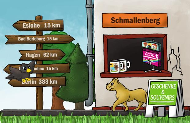 Geschenke Laden Schmallenberg