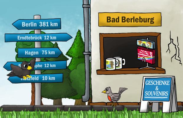 Geschenke Laden Bad Berleburg