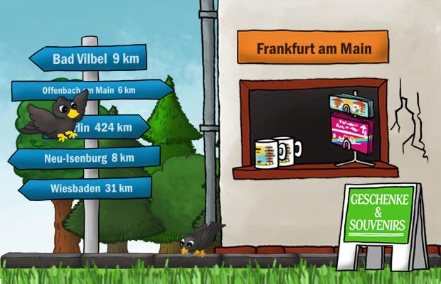 Geschenke Laden Frankfurt am Main