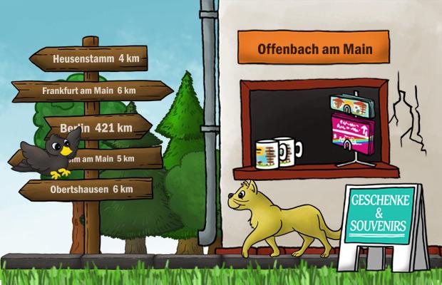 Geschenke Laden Offenbach am Main