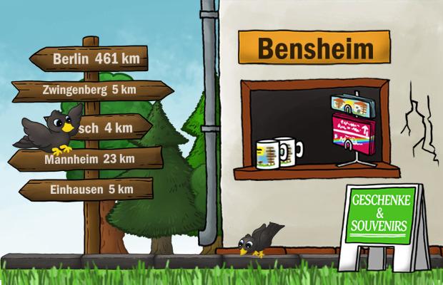 Geschenke Laden Bensheim