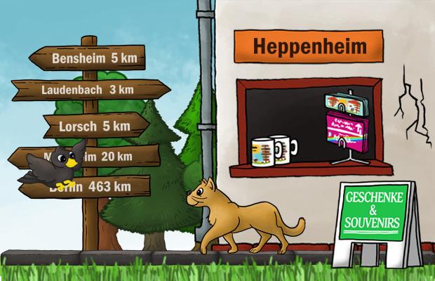 Geschenke Laden Heppenheim