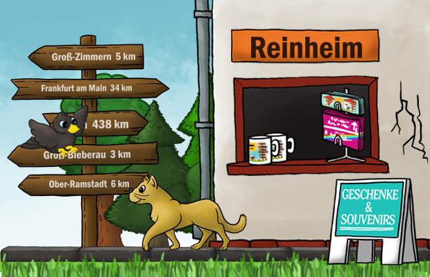 Geschenke Laden Reinheim