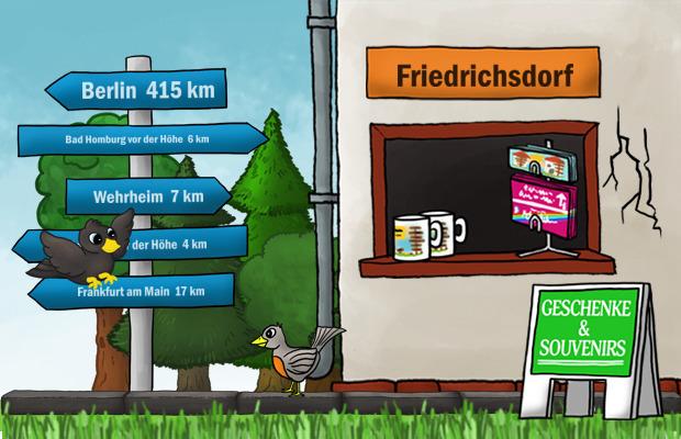 Geschenke Laden Friedrichsdorf