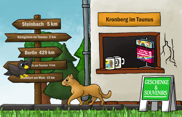 Geschenke Laden Kronberg im Taunus