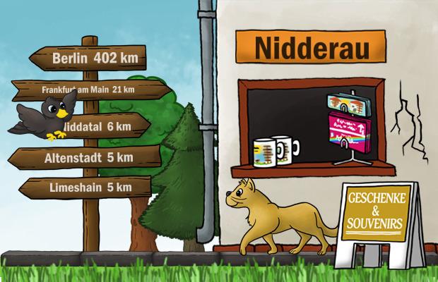 Geschenke Laden Nidderau