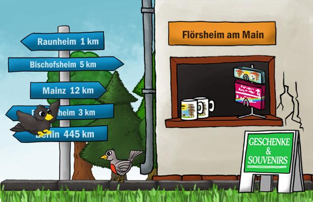 Geschenke Laden Flrsheim am Main