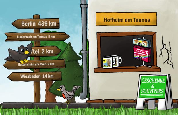 Geschenke Laden Hofheim am Taunus