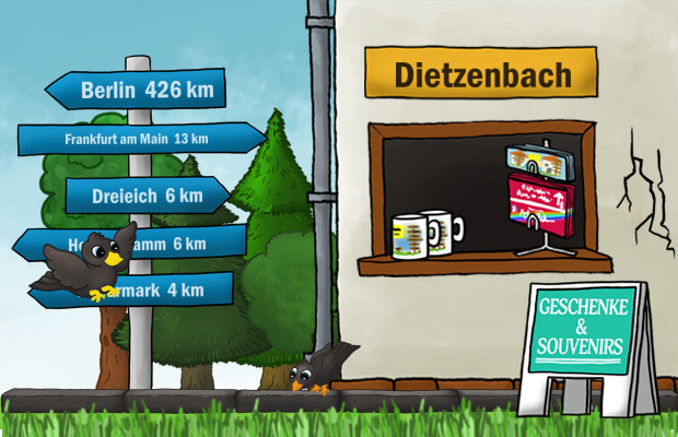 Geschenke Laden Dietzenbach