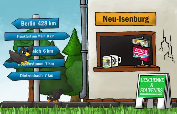 Geschenke Laden Neu-Isenburg