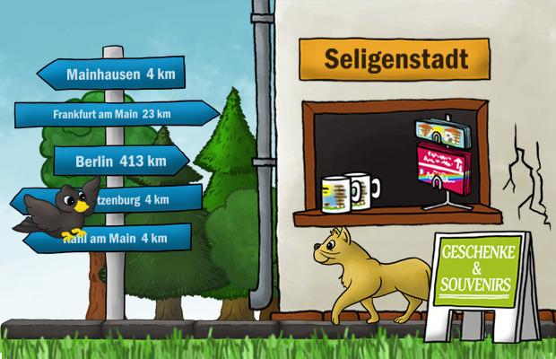 Geschenke Laden Seligenstadt