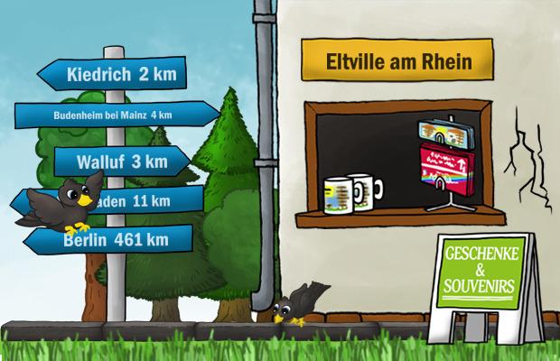 Geschenke Laden Eltville am Rhein