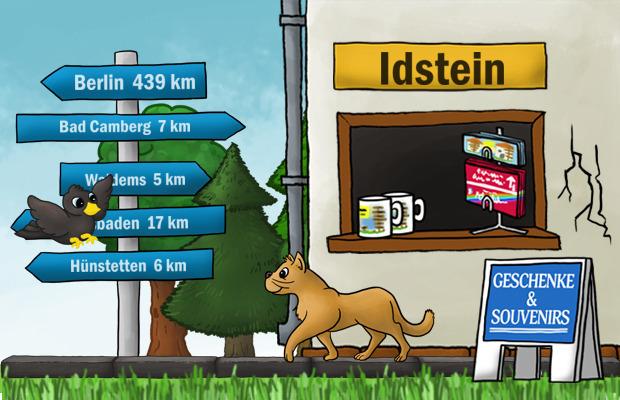 Geschenke Laden Idstein