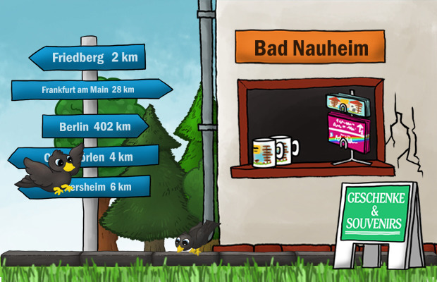 Geschenke Laden Bad Nauheim