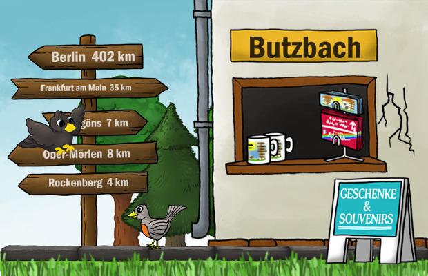 Geschenke Laden Butzbach