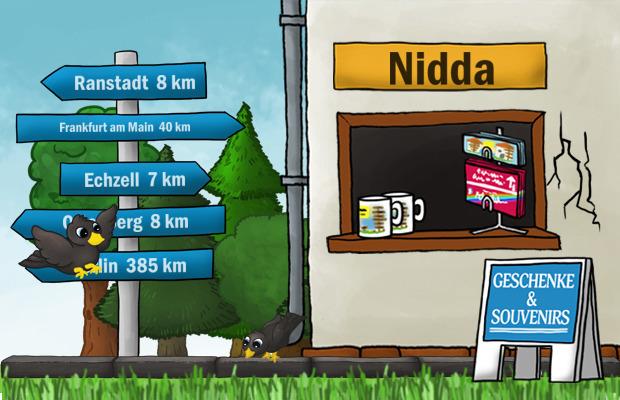 Geschenke Laden Nidda