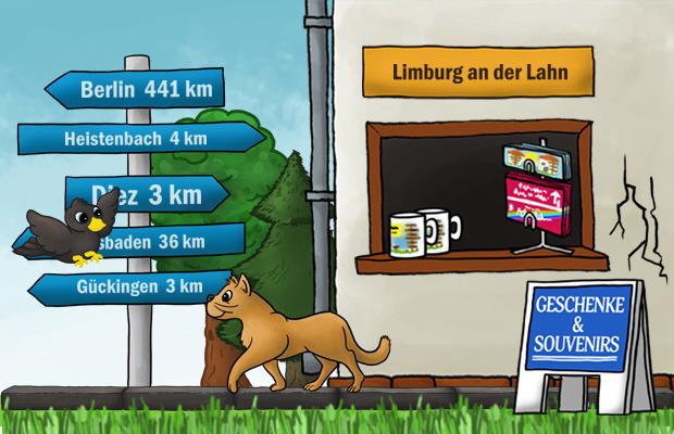 Geschenke Laden Limburg an der Lahn