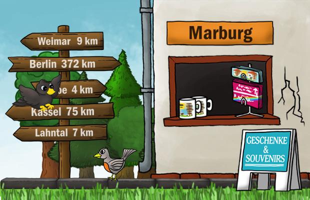 Geschenke Laden Marburg