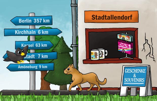 Geschenke Laden Stadtallendorf
