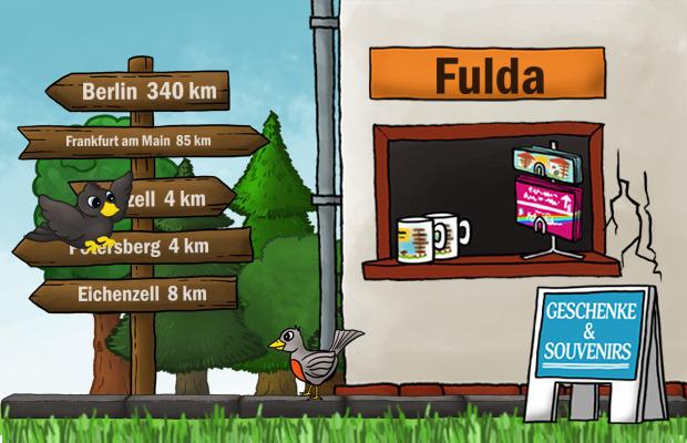 Geschenke Laden Fulda