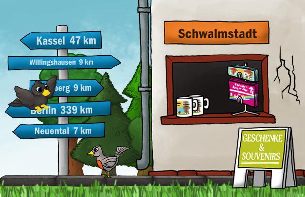 Geschenke Laden Schwalmstadt