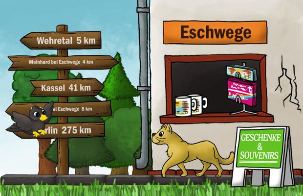 Geschenke Laden Eschwege