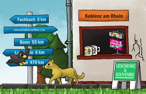 Geschenke Laden Koblenz am Rhein